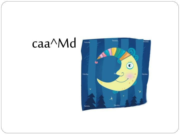caa^Md