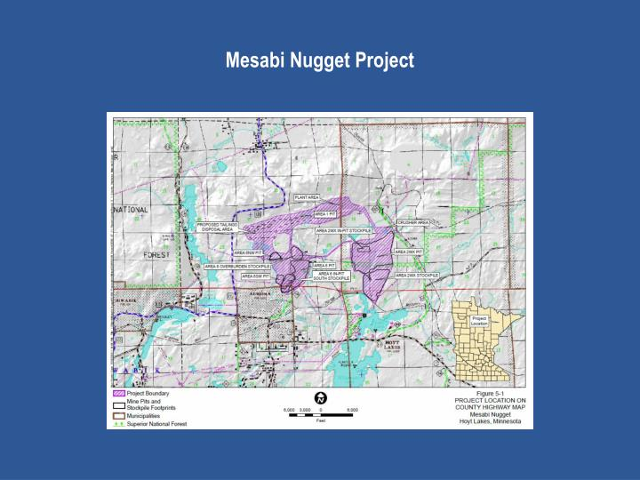Mesabi Nugget Project