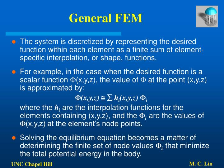 General FEM