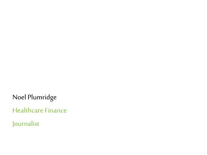 Noel Plumridge