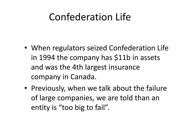 Confederation Life