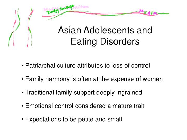 Asian Adolescents and