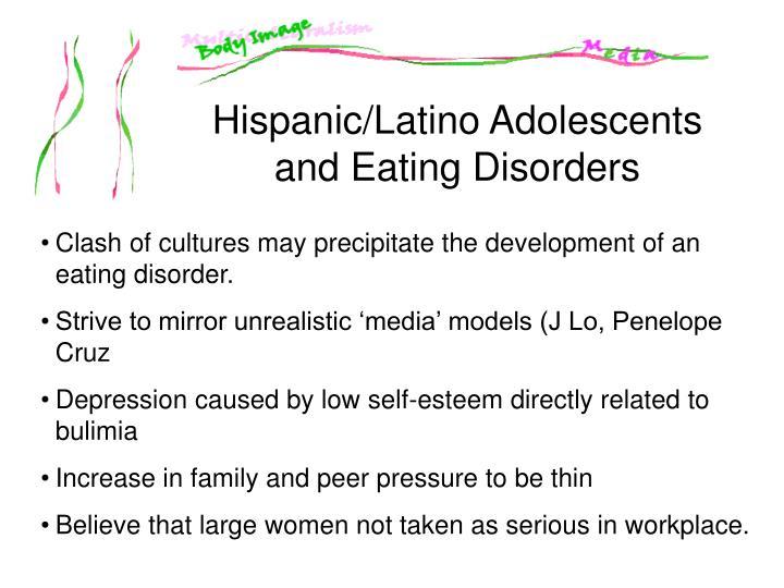 Hispanic/Latino Adolescents