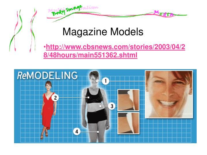 Magazine Models