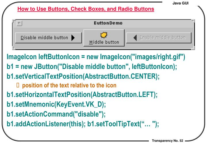 How to Use Buttons, Check Boxes, and Radio Buttons