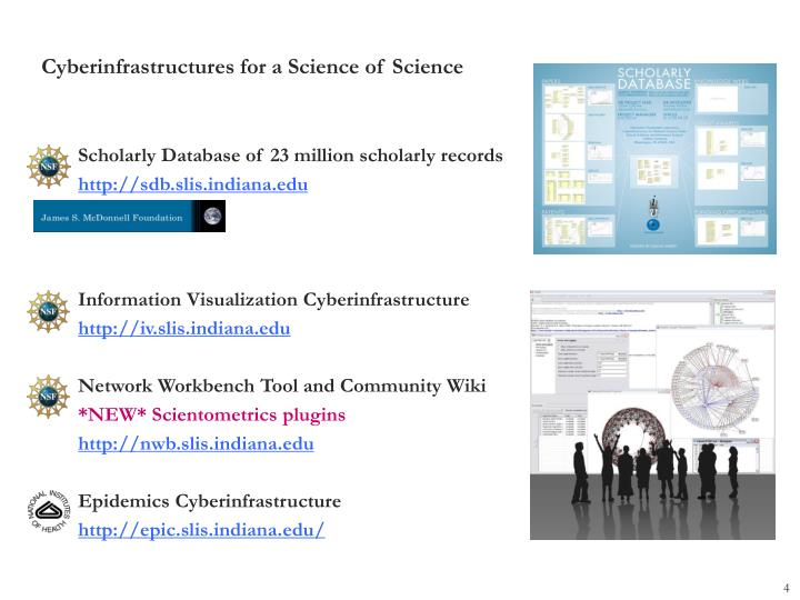 Scholarly Database of 23 million scholarly records