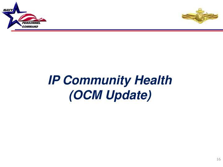 IP Community Health