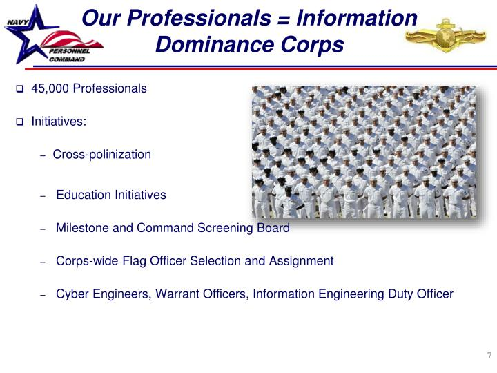 Our Professionals = Information