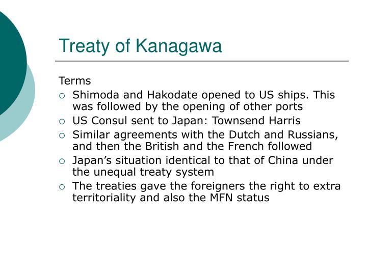 Treaty of Kanagawa