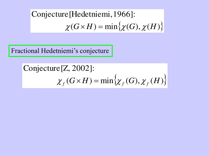 Fractional Hedetniemi's conjecture