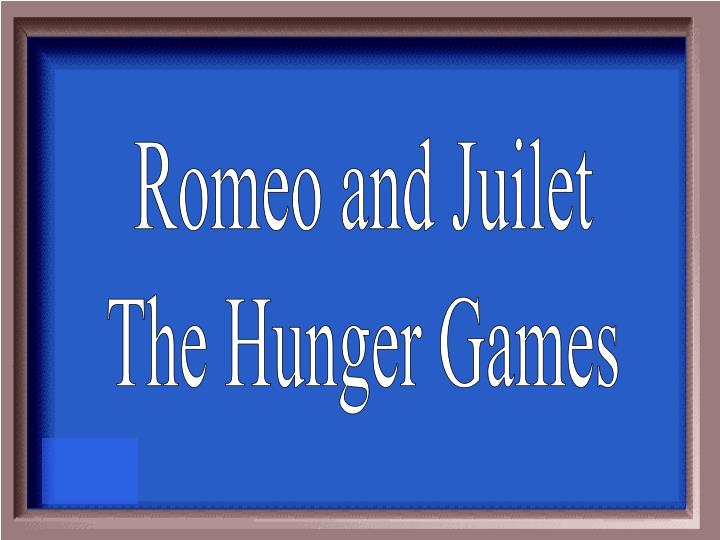 Romeo and Juilet