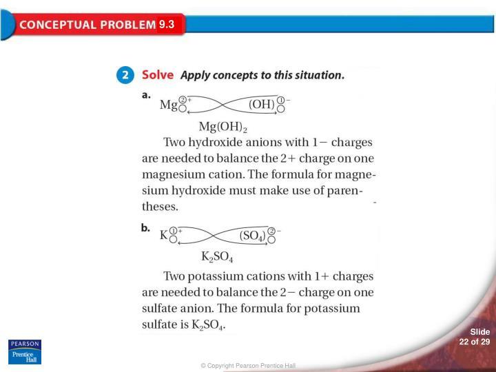 Conceptual Problem 9.3