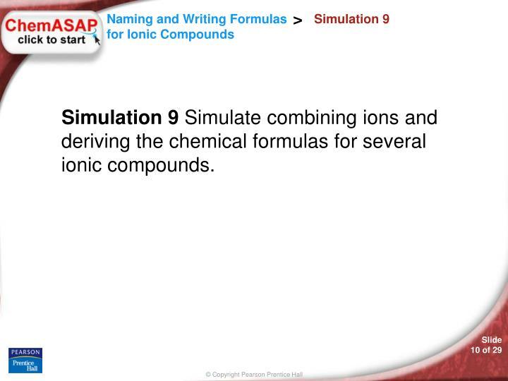 Simulation 9