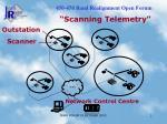 scanning telemetry
