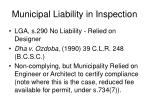 municipal liability in inspection3
