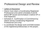 professional design and review1