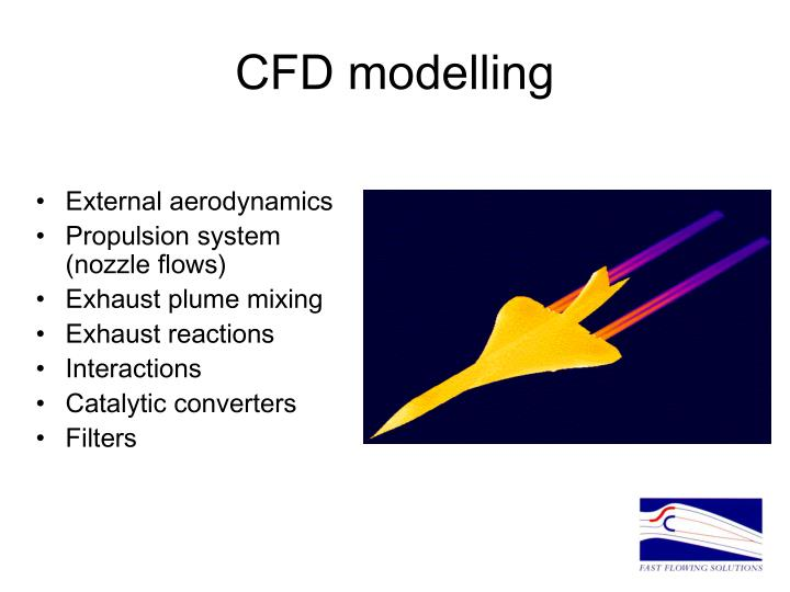CFD modelling