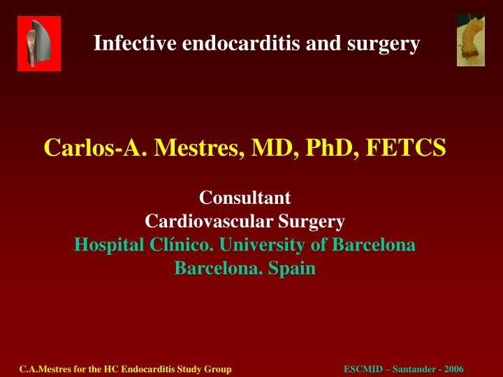 Carlos-A. Mestres, MD, PhD, FETCS