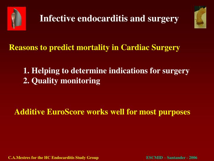 Reasons to predict mortality in Cardiac Surgery