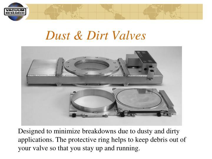 Dust & Dirt Valves