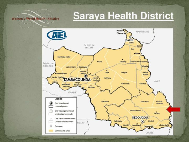 Saraya Health District