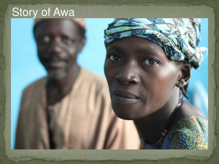 Story of Awa