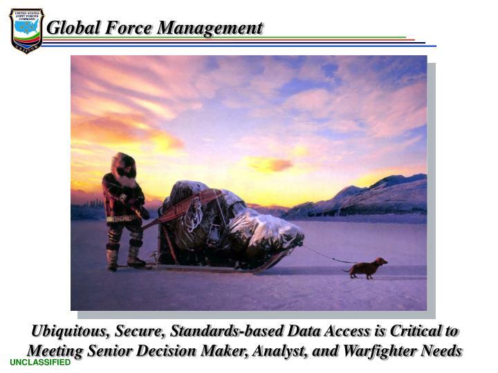 Global Force Management