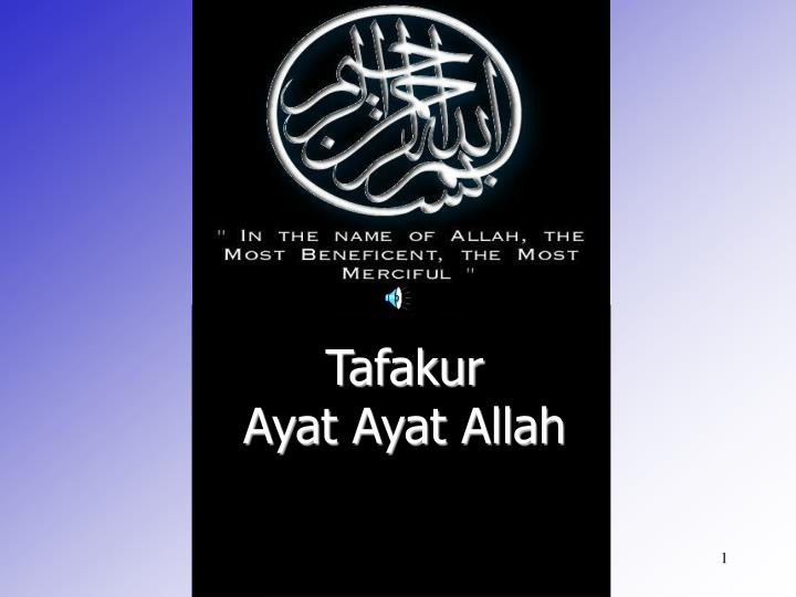 Tafakur