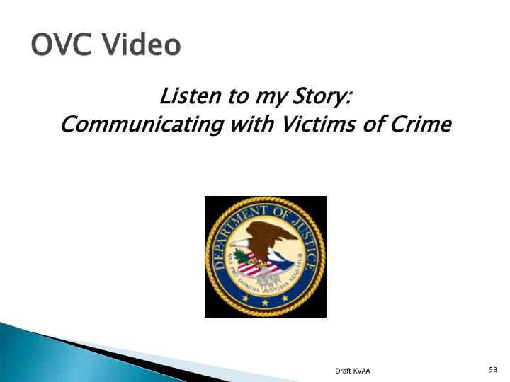 OVC Video