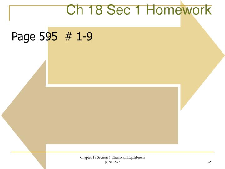 ppt chemical equilibrium chapter 18 modern chemistry powerpoint presentation id 3325374. Black Bedroom Furniture Sets. Home Design Ideas