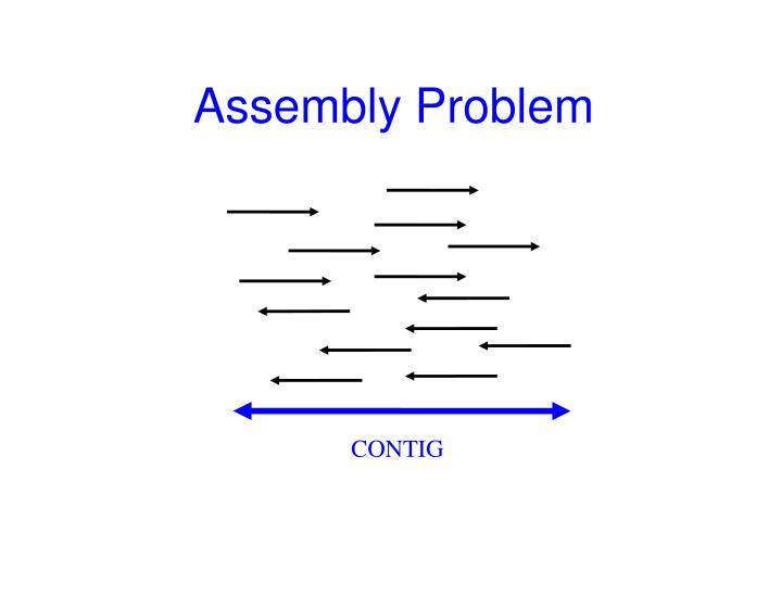 Assembly Problem