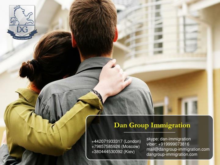 Dan Group Immigration