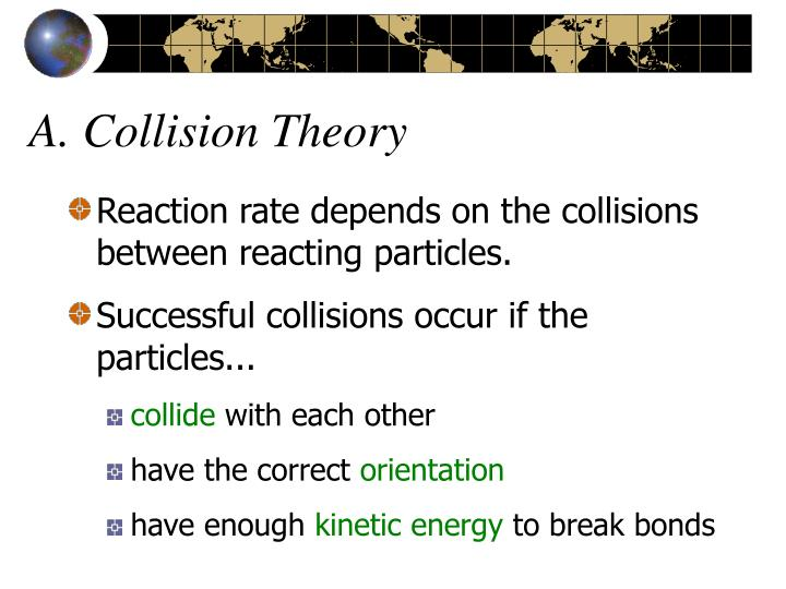 A collision theory