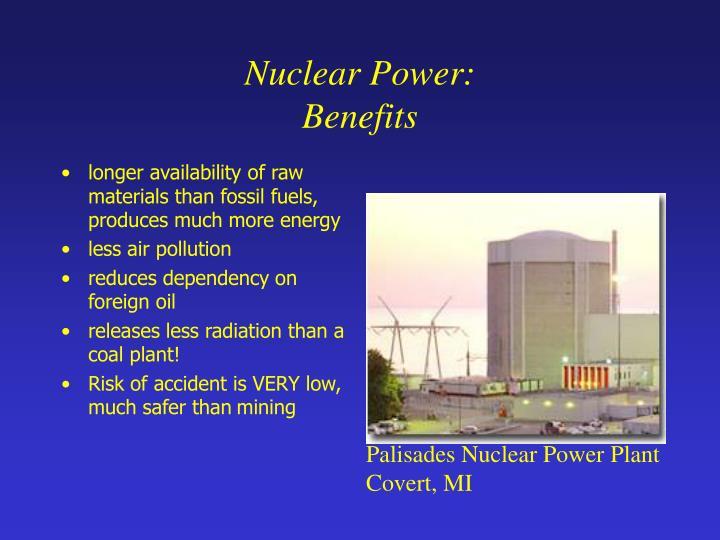 Nuclear Power: