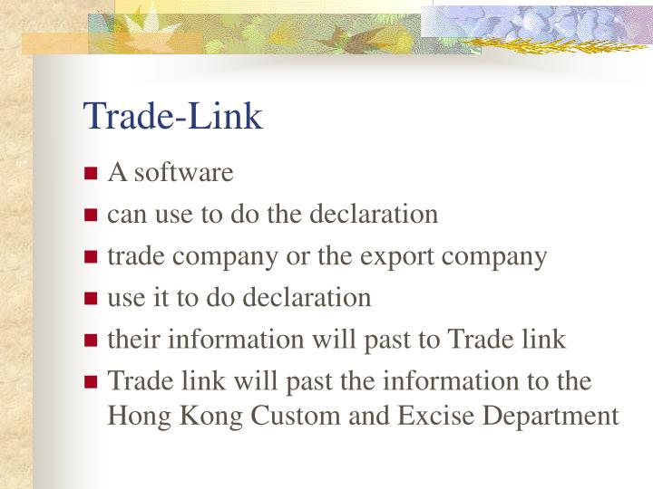 Trade-Link