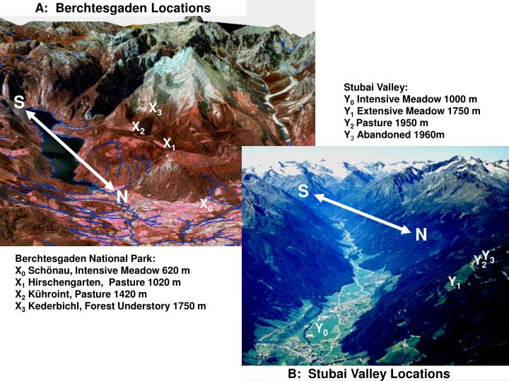 A:  Berchtesgaden Locations