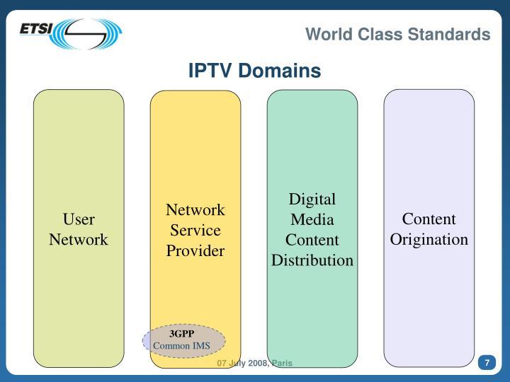 IPTV Domains