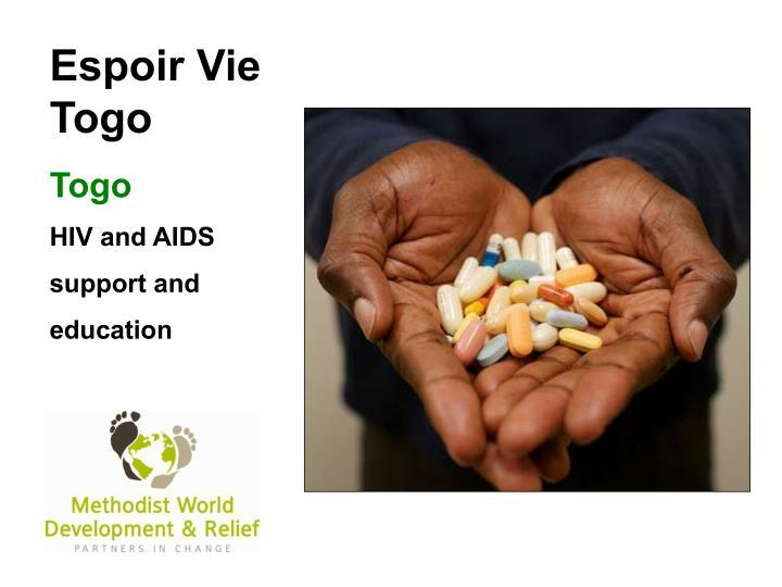 Espoir Vie Togo