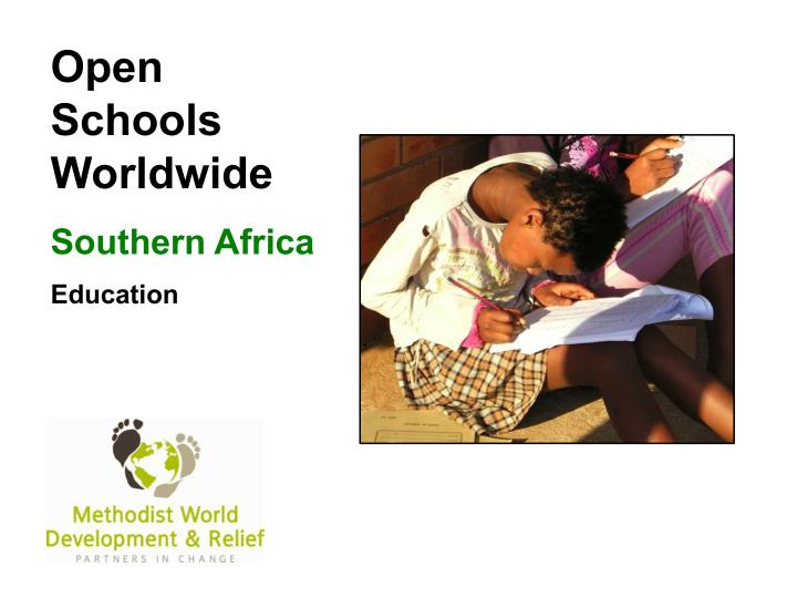 Open Schools Worldwide