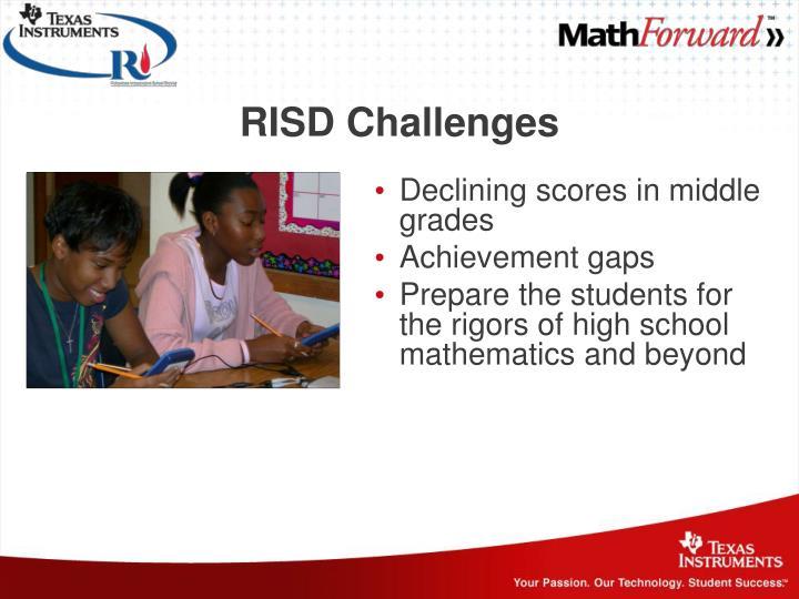 RISD Challenges