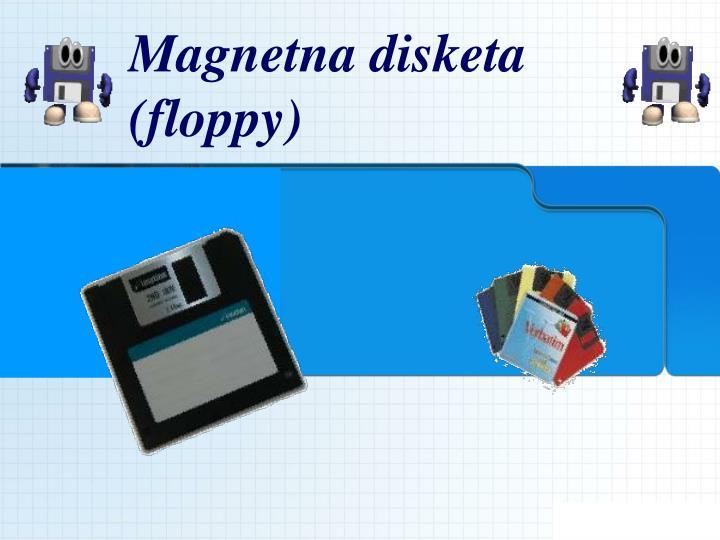 Magnetna disketa (