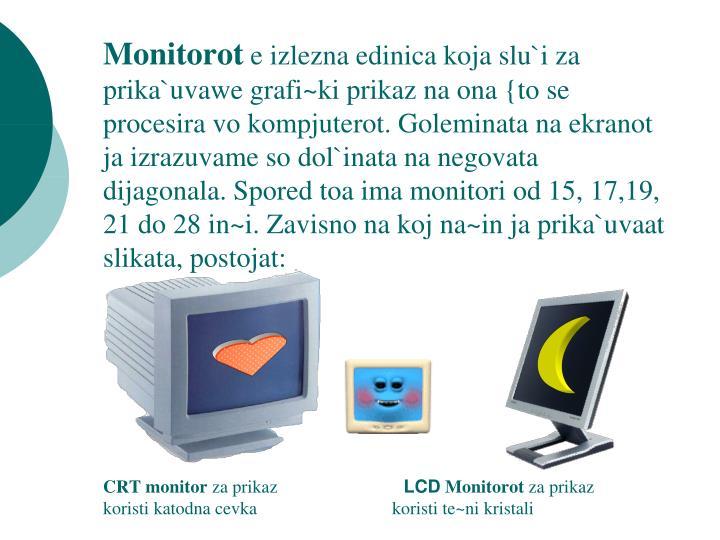 Monitorot