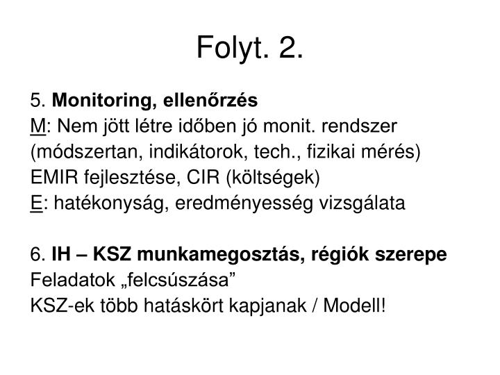 Folyt. 2.