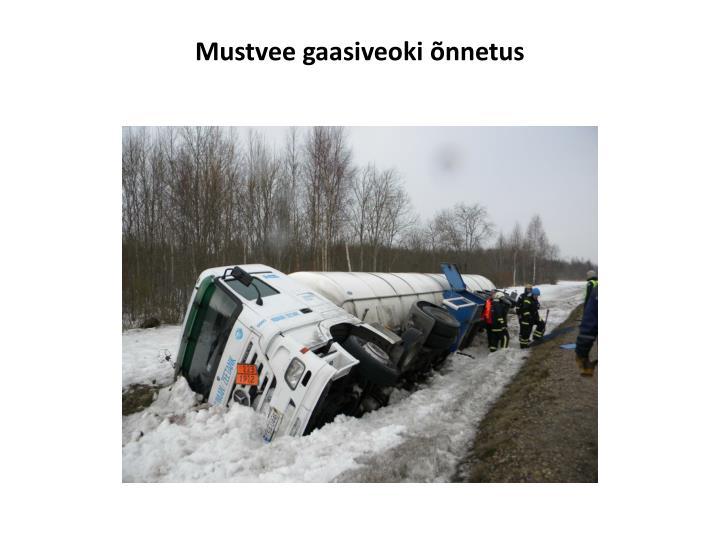 Mustvee gaasiveoki õnnetus