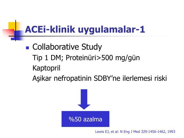 ACEi-klinik uygulamalar-1