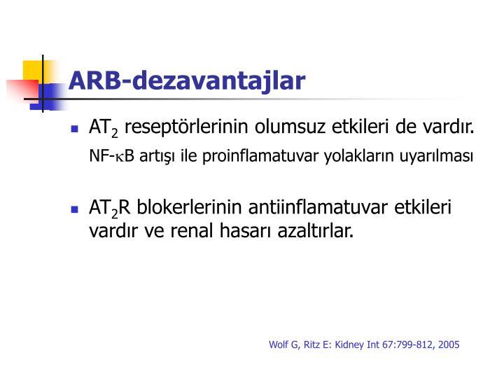 ARB-dezavantajlar