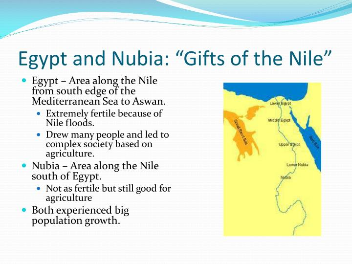 "Egypt and Nubia: ""Gifts of the Nile"""