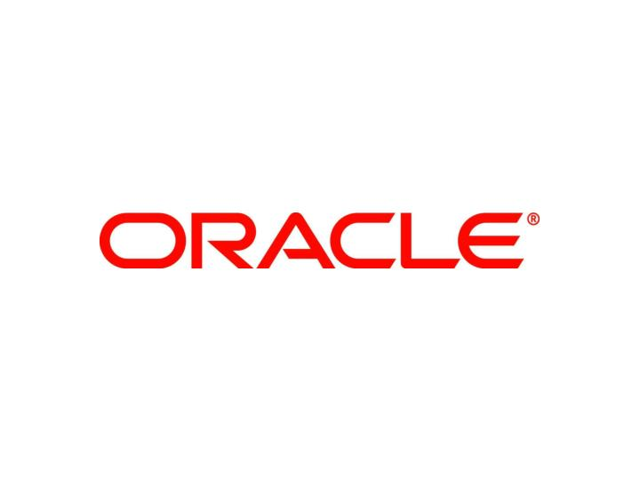 Best practices for oracle database and client deployment on windows