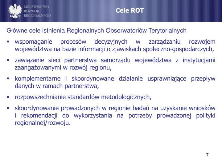 Cele ROT