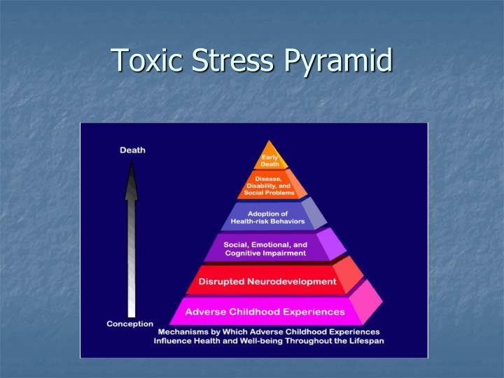 Toxic Stress Pyramid